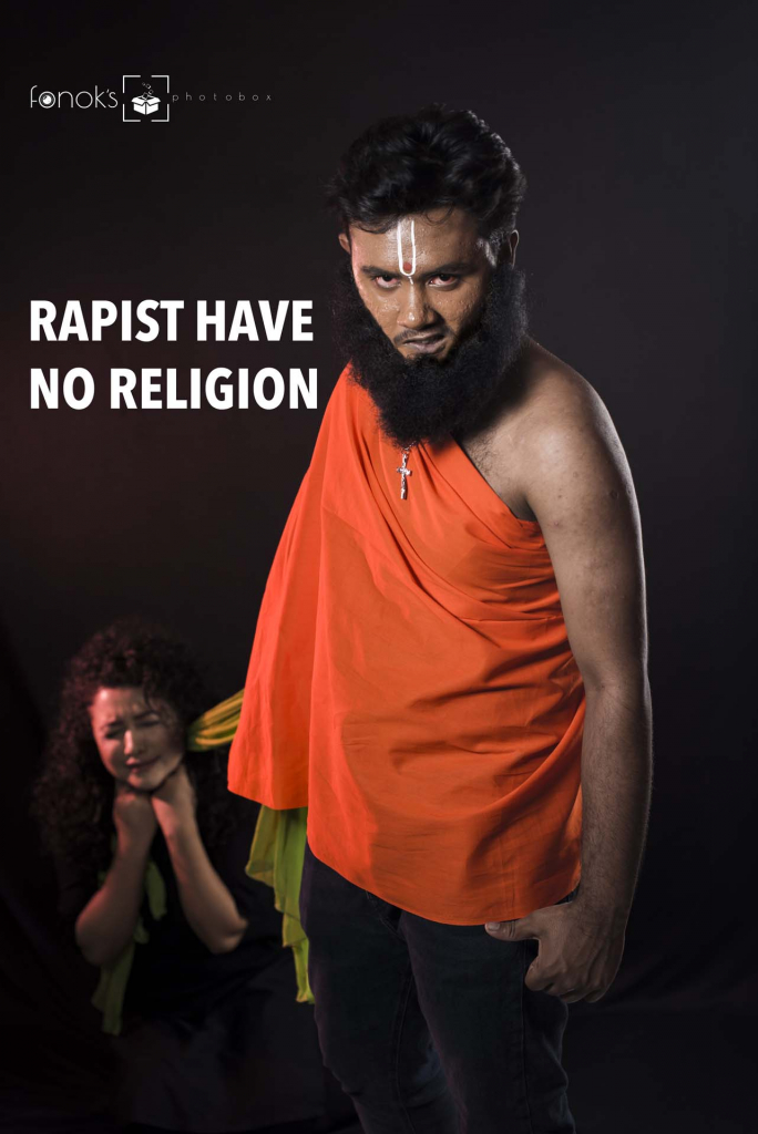 Rapists have no religion