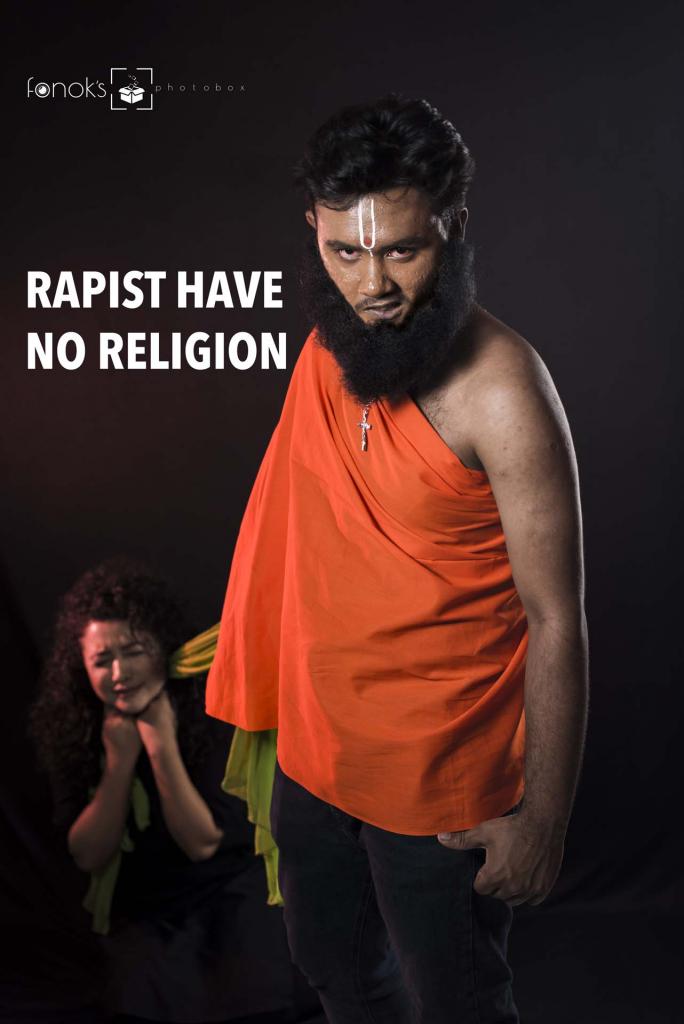 Rapists have no religion